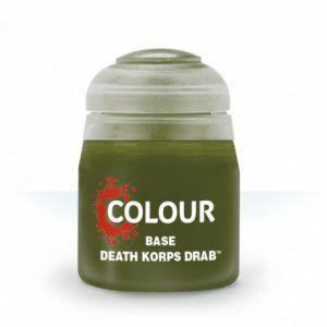 DEATH KORPS DRAB 21-40