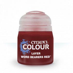 WORD BEARERS RED 22-91