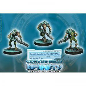 Infinity: Shasvastii Expeditionary Unit Aswang (Spitfire) (0433)