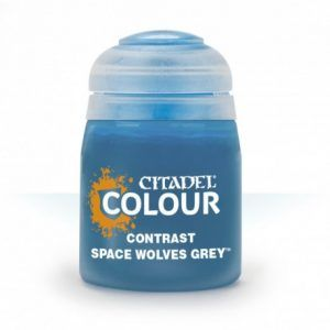SPACE WOLVES GREY 29-36