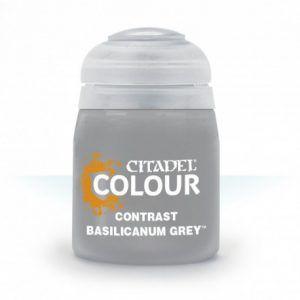 BASILICANUM GREY 29-37