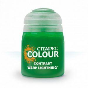 WARP LIGHTNING 29-40