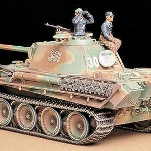 1:35 Tamiya: Panther G (late) (35176)