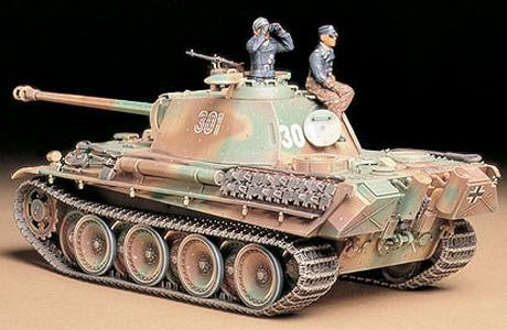 1:35 Tamiya 35176 Panther G (late)