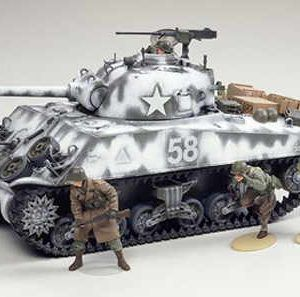 1:35 Tamiya: M4A3 Sherman 105mm (35251)