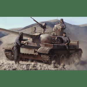 1:35 ICM: Soviet Tank Crew (1979-1988)