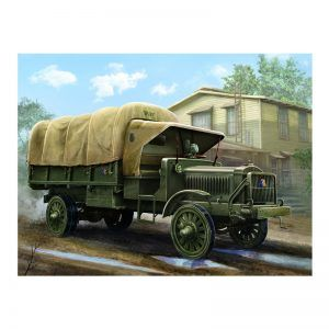 "1:35 ICM: Standard B ""Liberty"", WWI US Army Truck"