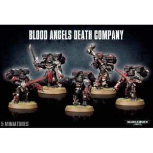 Blood Angels: Death Company (41-07)