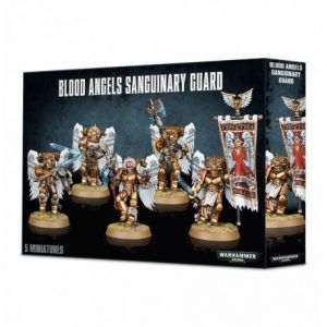 Blood Angels: Sanguinary Guard (41-08)