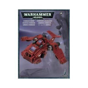 Blood Angels: Cañonera Stormreaven (41-10)