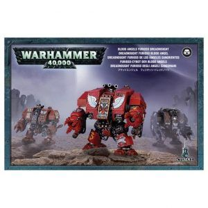 Blood Angels: Dreadnought Furioso (41-11)