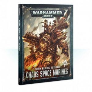 CODEX: CHAOS SPACE MARINES 2 (ABR.) ESP