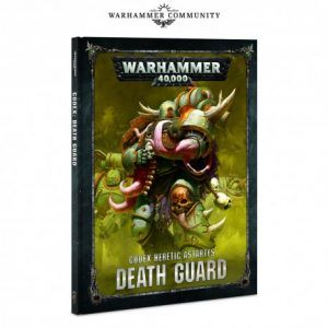 CODEX: DEATH GUARD (HB) (ABR.) ESPAÑOL