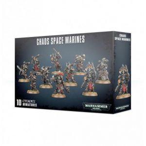 Chaos Space Marines: Chaos Space Marines (43-06)