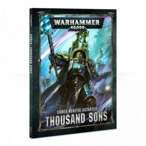 CODEX: THOUSAND SONS (ABR.) (HB) (ESP)