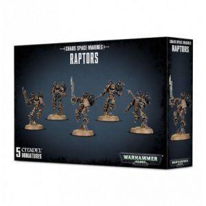 Chaos Space Marines: Raptors (43-13)