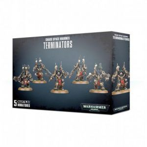 Chaos Space Marines: Terminators (43-19)