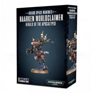 Chaos Space Marines: Haarken Worldclaimer (43-23)