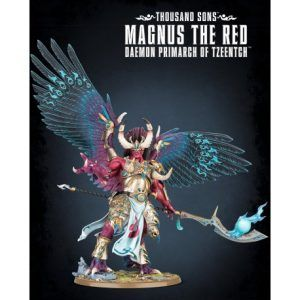 Thousand Sons: Magnus The Red (43-34)