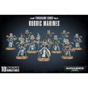 Thousand Sons: Sons Rubric Marines (43-35)