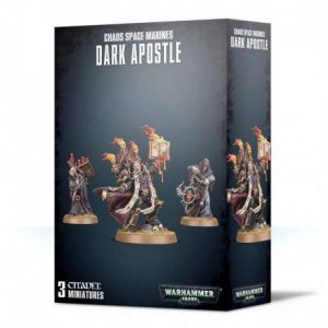 Chaos Space Marines: Dark Apostle (43-37)