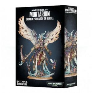 Death Guard: Mortarion Daemon Primarch Of Nurgle (43-49)