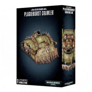 Death Guard: Plagueburst Crawler (43-52)