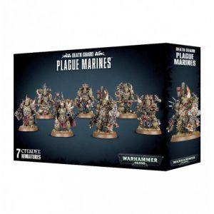 Death Guard: Plague Marines (43-55)