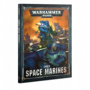 Space Marines: Codex 8ª Edicion (Español) (48-01)
