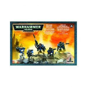 Space Marines: Scouts With Sniper Rifles (48-29)