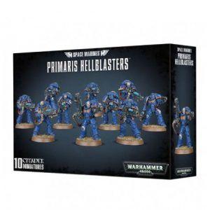 Space Marines: Primaris Hellblasters (48-76)
