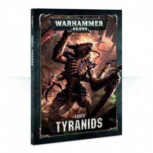 CODEX: TYRANIDS (ABR.) (HB) ESPAÑOL