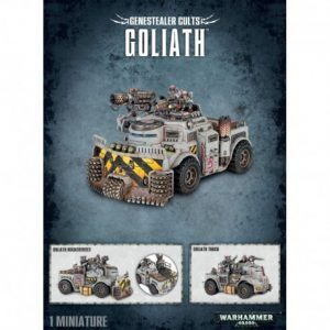 Genestealer Cults: Goliath (51-53)