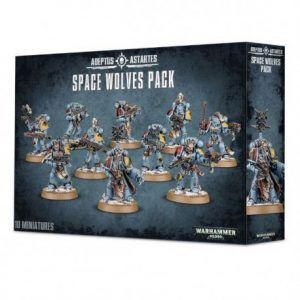Space Wolves: Space Wolves Pack (53-06)