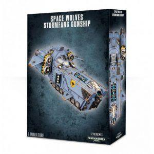 Space Wolves: Stormfang Gunship (53-11)