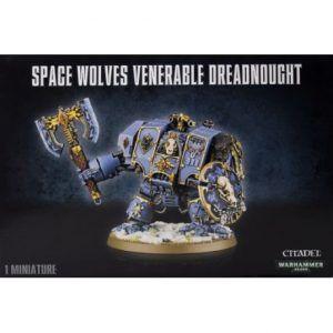 Space Wolves: Venerable Dreadnought (53-12)