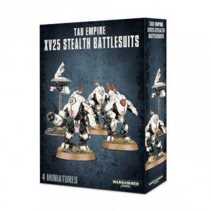 TAU Empire: XV25 Stealth Battlesuits (56-14)