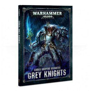 Grey Knights: Codex (Español) (57-01)