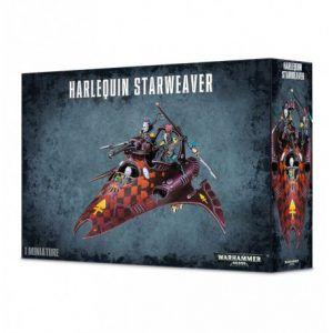 Harlequins: Starweaver (58-12)