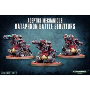 Adeptus Mechanicus: Kataphron Battle Servitors (59-14)