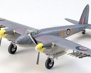 1/72 Tamiya 60747 De Havilland Mosquito FB Mk.VI/NF Mk.II