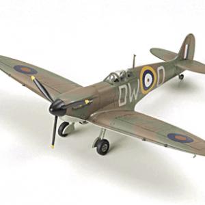 1/72 Tamiya 60748 Supermarine Spitfire Mk.1
