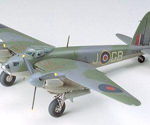 1/72 Tamiya 60753 De Havilland Mosquito B Mk.IV/PR Mk.IV