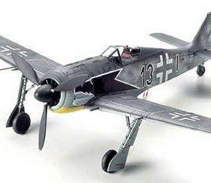 1/72 Tamiya 60766 Focke Wolf 190 A-3