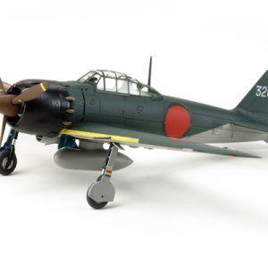 1/72 Tamiya 60779 Mitsubishi A6M5 (ZEKE) – Zero Fighter