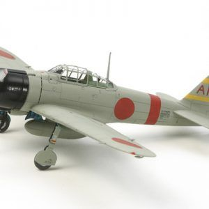 1/72 Tamiya 60780 Mitsubishi A6M2b (ZEKE) – Zero Fighter