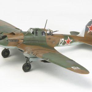 1/72 Tamiya 60781 Ilyshin IL-2 Shturmovik