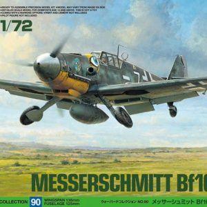 1/72 Tamiya 60790 Messerschmitt Bf 109 G-6