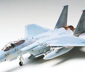 1:48 Tamiya 61029 McDonnell Douglas F-15C Eagle