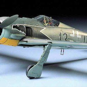 1:48 Tamiya 61037 Focke-Wulf Fw190 A-3